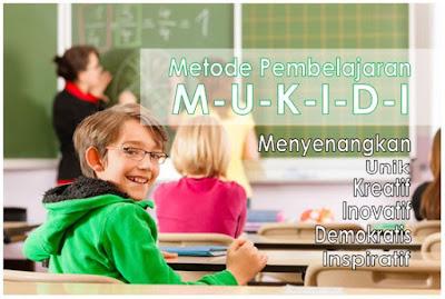 Nilai-Nilai Edukasi Sosok Mukidi (Metode Pembelajaran)