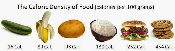 High Calorie Density Foods Weight Gain