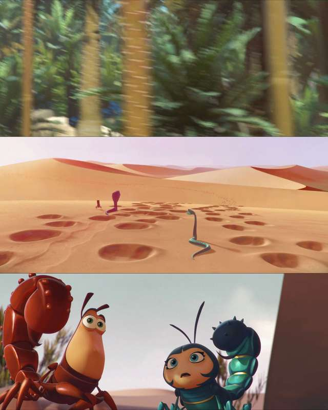 Sahara (2017) HD 1080p y 720p Latino