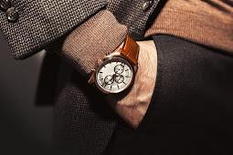 Cara Memilih Jam Tangan Pas Ukuran Pada Pergelangan Tangan Pria