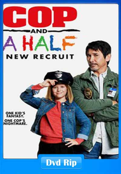 Cop and a Half New Recruit 2017 300MB DVDRip 480p x264