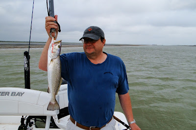 Roy Weatherston's Speckled Trout
