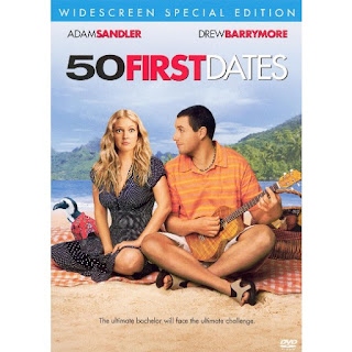 50 first date, adam sandler,drew barrymore