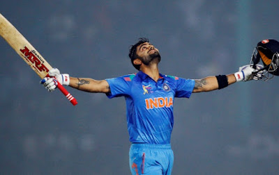 Cricket: The unstoppable force that is Virat Kohli - stats summary (as of 22 November 2016)