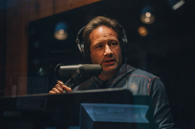 David Duchovny Shares New Single From His Second Album