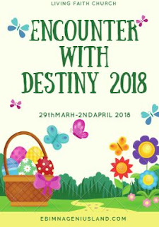 Encounter with Destiny2018