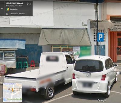 Foto Kupat Tahu Nineung di Google Street View.