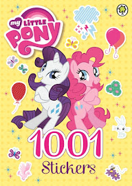 MLP 1001 Stickers Book Media
