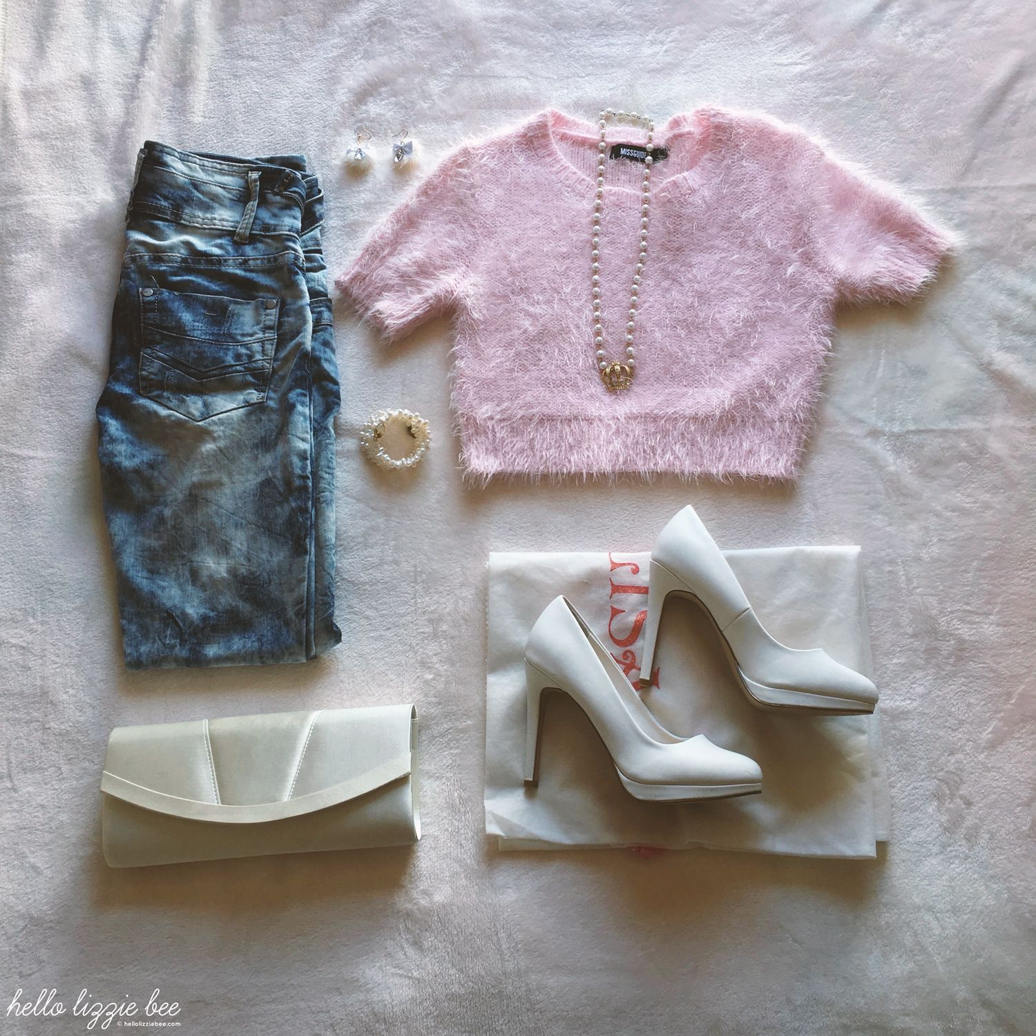 cute outfit, pink