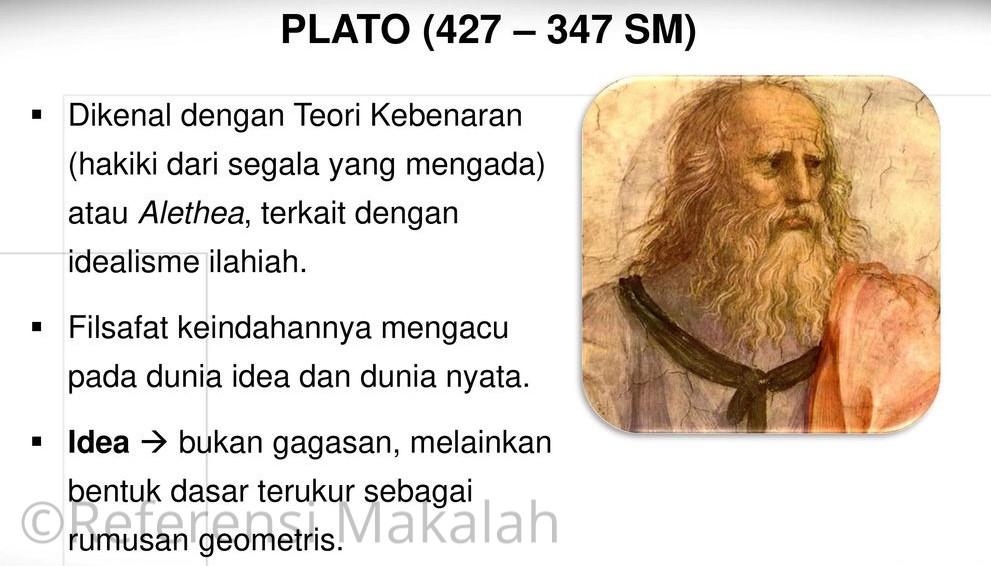 Teori Idea Plato