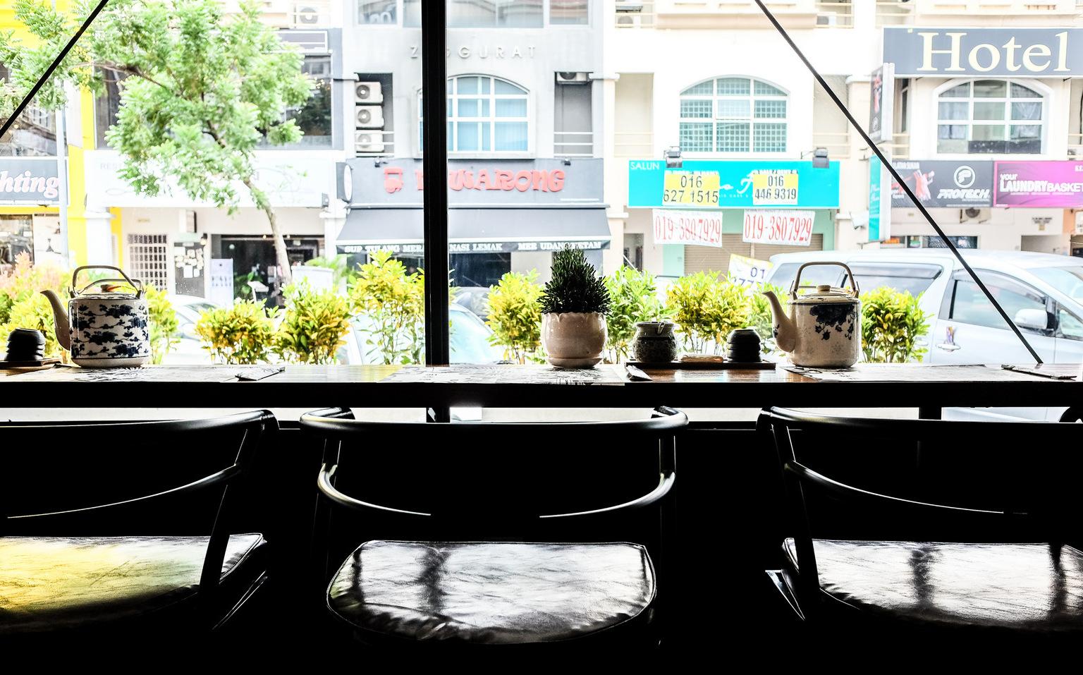Eat drink kl ru di fook noodle bar kota damansara for Food bar kota damansara