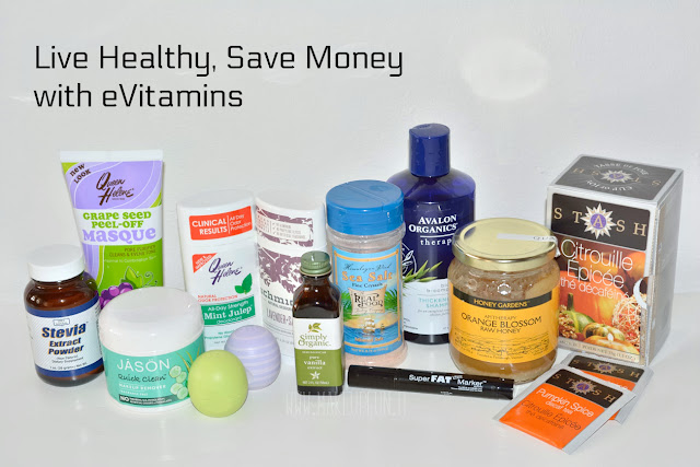 Live Healthy, Save Money with eVitamins_part 1. Discover my reviews about some really great healthy brands and products for cheap on eVitamins. Worldwide shipping. Care about your healthy lifestyle now!