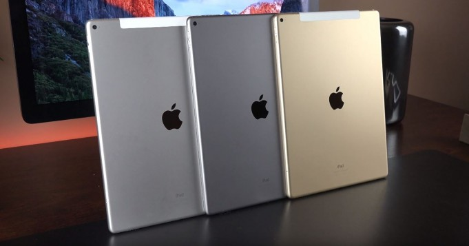 iPad Pro unboxing for each color (Video)