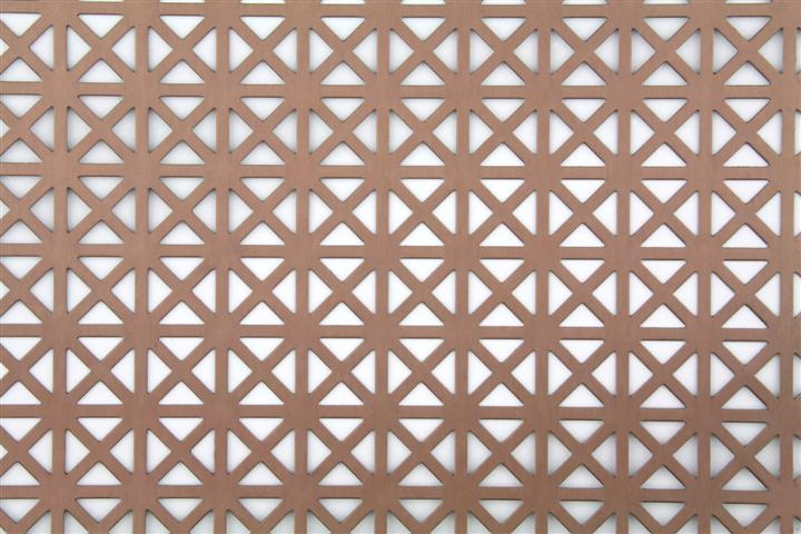Decorative Perforated Metal Panels