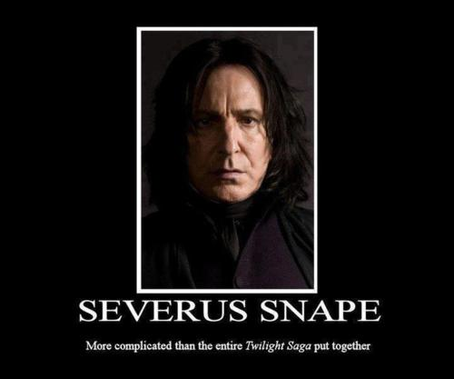 Funny Harry Potter Snape Memes : Speak of the devil a day in life severus snape