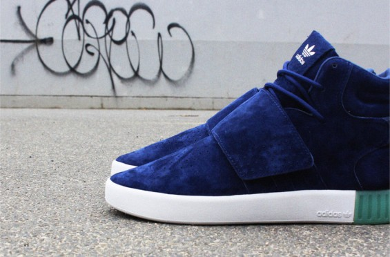 Capataz Susurro Insatisfactorio  BILLY's Cop Two Exclusive Colorways Of The adidas Tubular Invader Strap -  SNEAKERS ON BUDGET