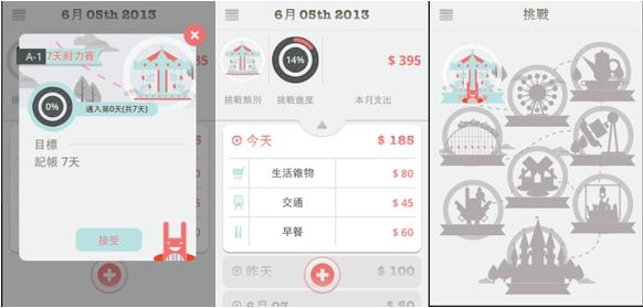 T-App: 【T-App】4 款實用記帳 App 推薦
