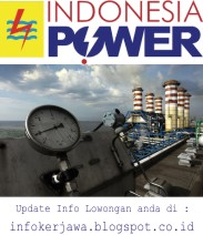 Lowongan Kerja PT Indonesia Power
