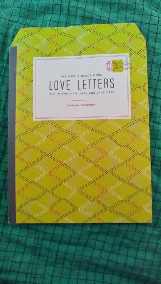 Fleeing the Ordinary The World Needs More Love Letters All in e