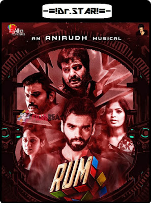 Rum 2017 Dual Audio UNCUT HDRip 480p 400Mb x264