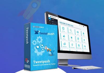 tweetpush software