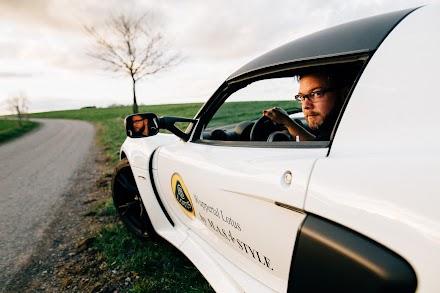 Mit dem Lotus Exige 350 Sport und ZEISS DriveSafe durchs bergische Land | Atomlabor on Tour Teil II