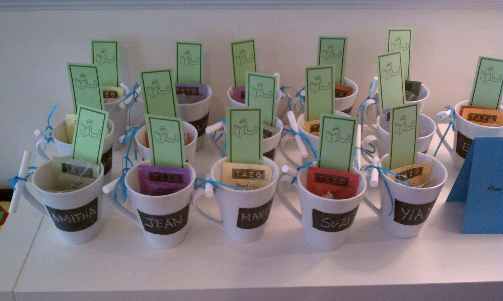 Baby Shower Favors Ideas To Make Yourself