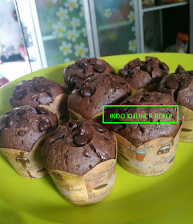 Resep Membuat Muffin Chocochip