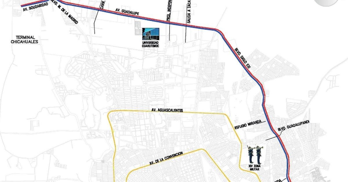 Rutas De Camiones Aguascalientes El Buen Vecino Ruta 50