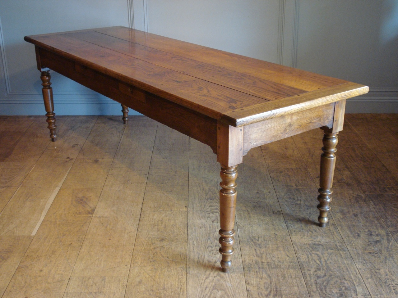 Check out These Oak Farmhouse Dining Table for your house
