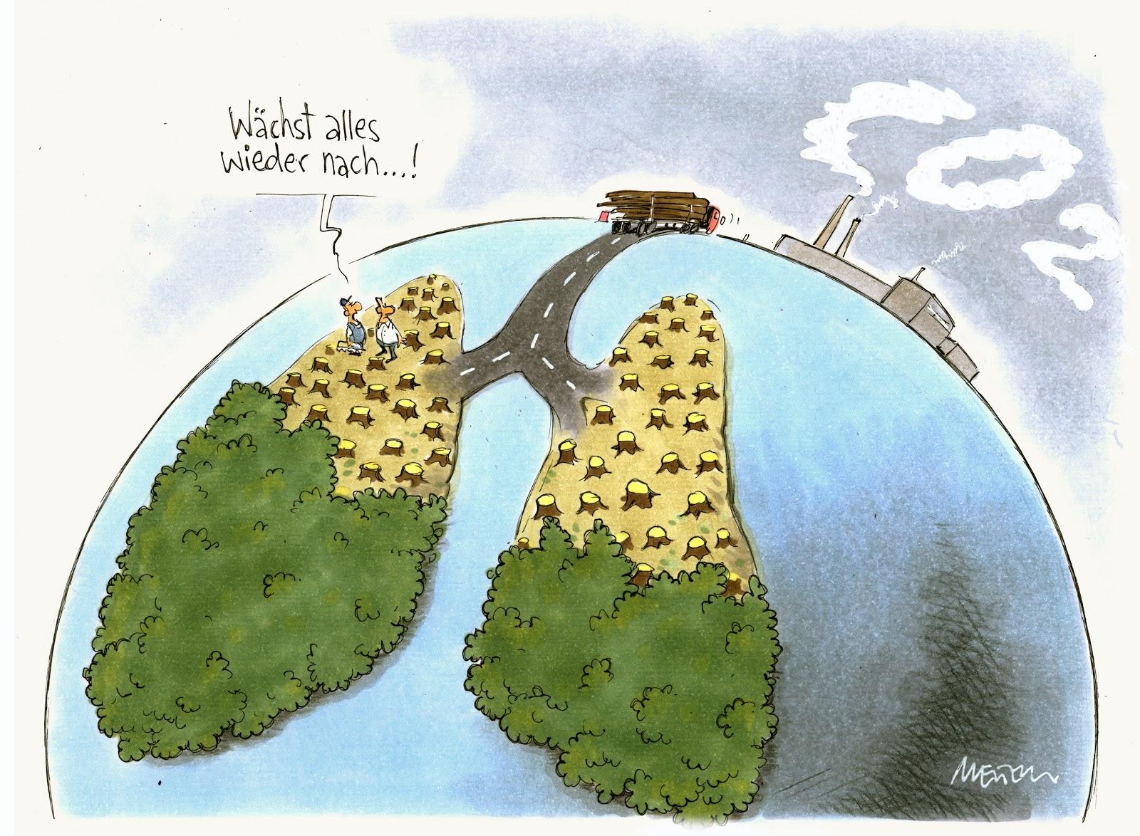 Lexegese Renewables Journal Karikatur Des Monats Mai