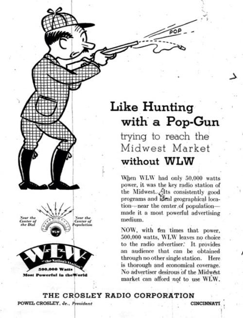 WLW advertisement