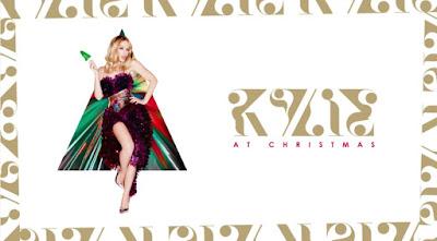 Kylie Minogue Drops 'At Christmas' Single