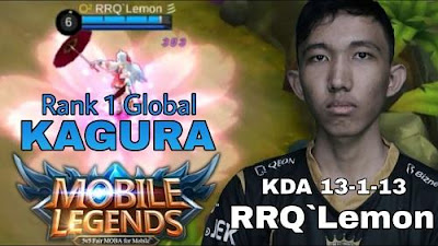 Player Mobile Legends Terkuat dan Paling Ditakuti Dunia