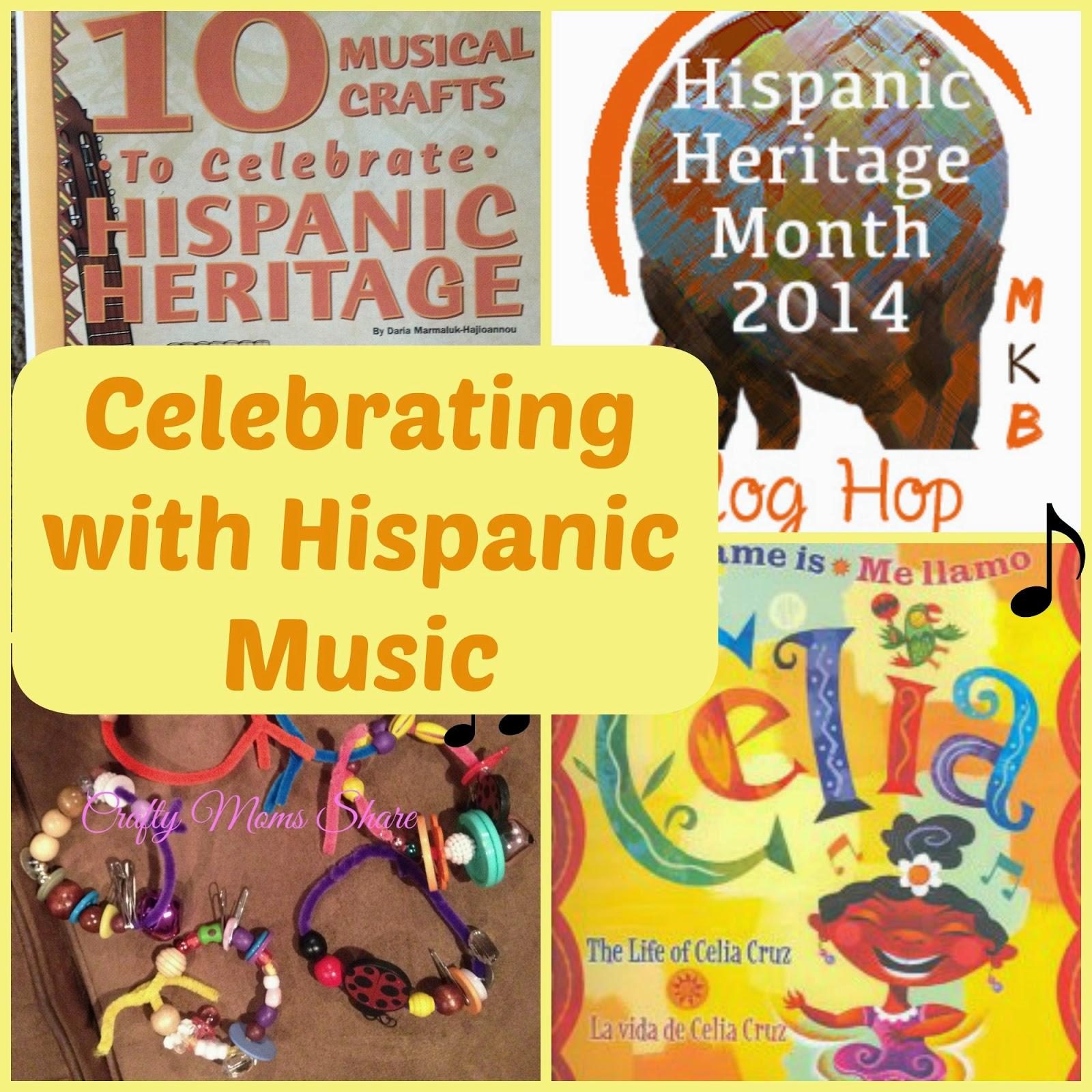 Crafty Moms Share Hispanic Heritage Month Celebrating