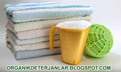ev yapımı organik deterjan