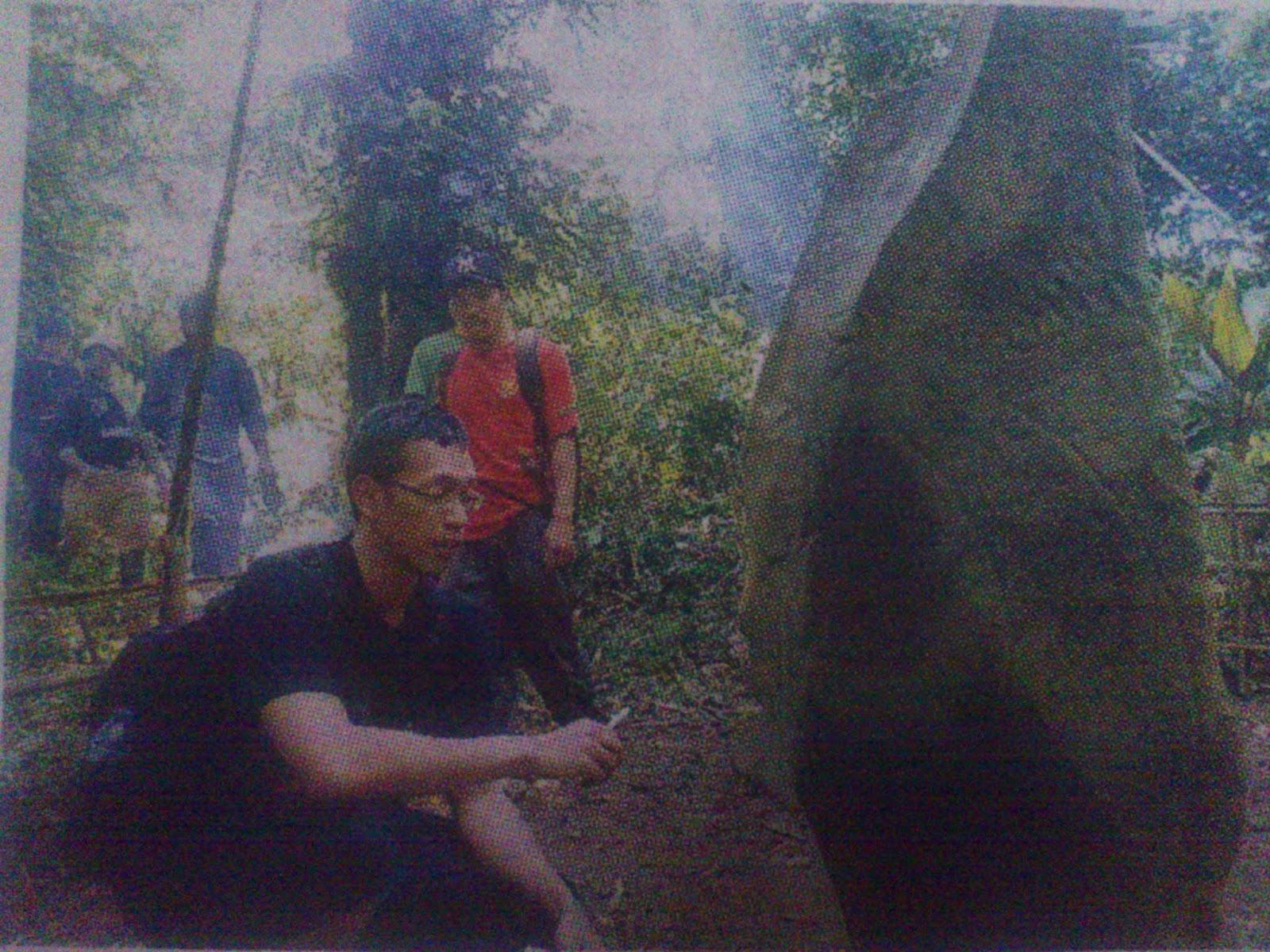 penemuan batu naga di gunung pojoktiga