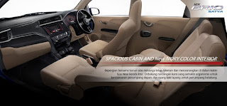 Honda New Brio RS Purwokerto