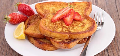 Easy Sweet Homemade French Toast Recipe