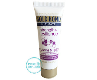 PRODUCT REVIEW: GOLD BOND Ultimate Strength & Resilience Lotion