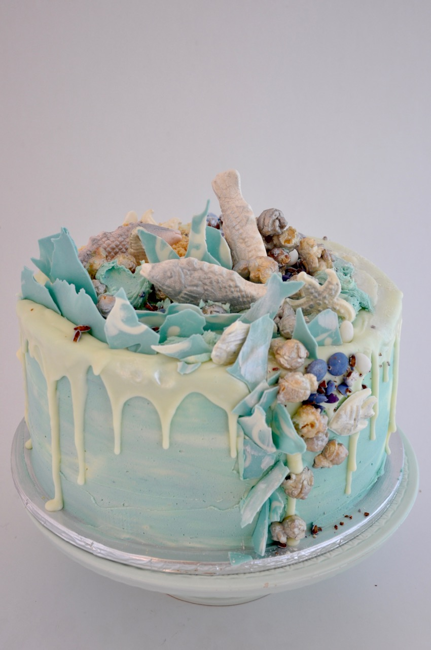 Rozanne S Cakes Ocean Vibe Crazy Cake