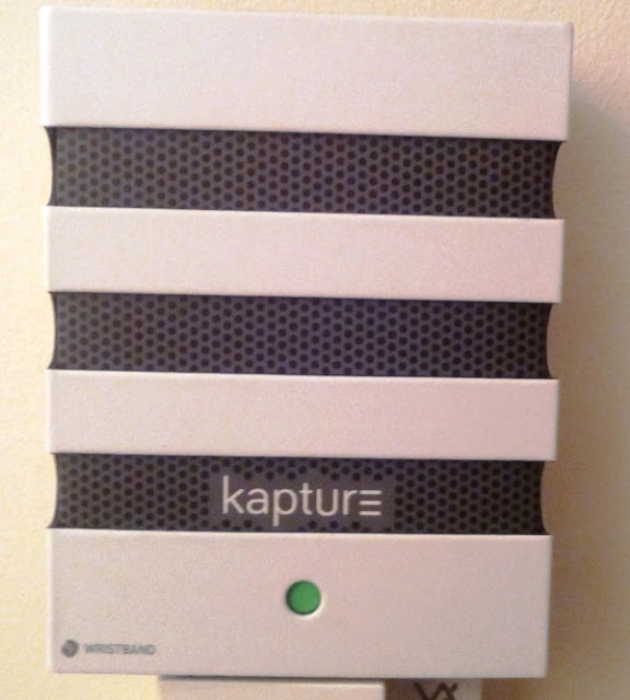 Kapture Is A One-Tap Audio-Recording Wristband