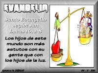 Resultado de imagen para En aquel tiempo, dijo Jesús a sus discípulos: «Un hombre rico tenía un administrador, y le llegó la denuncia de que derrochaba sus bienes