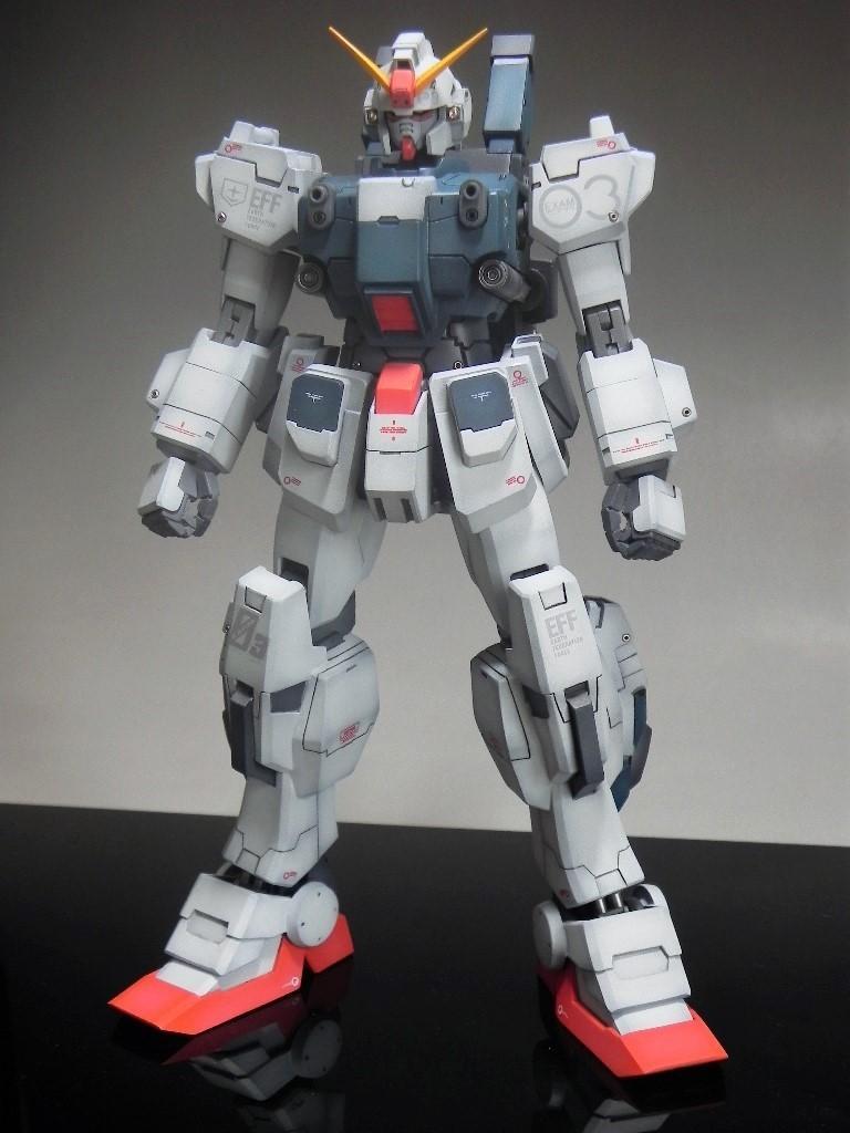 345B CW 1//100 RX-79 Blue Destiny Gundam BD-3 Conversion MG Unpainted Resin