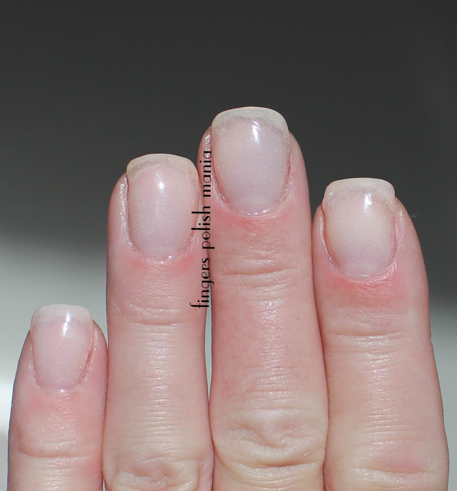 fingers polish mania: EZ Dip Gel Attempt #3