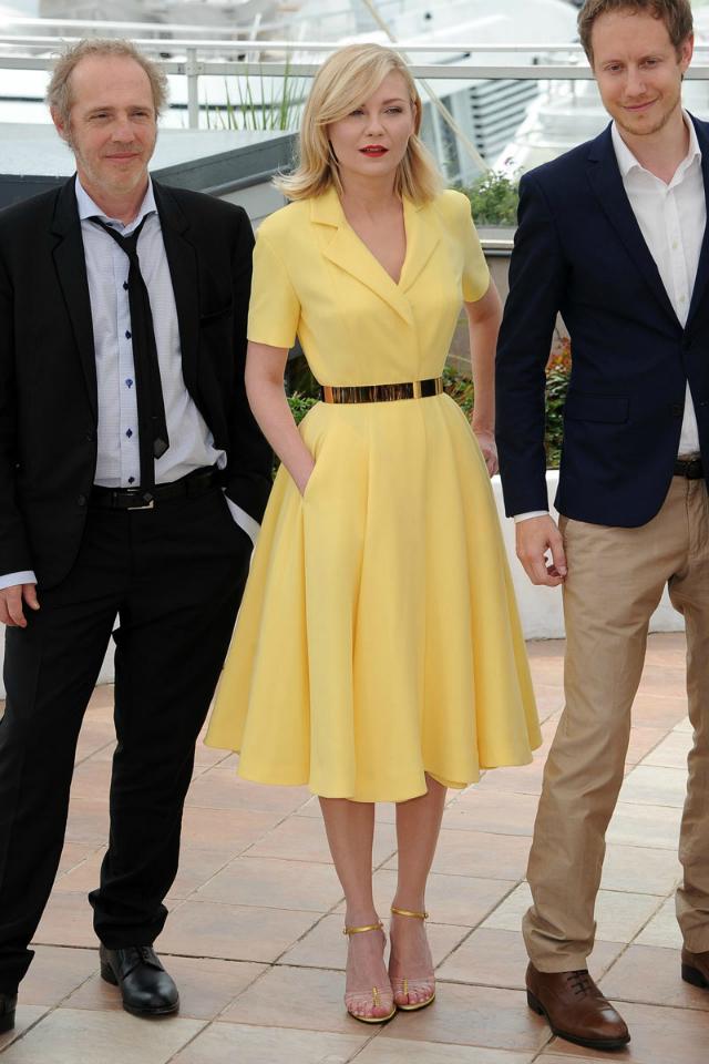 Kirsten Dunst en el Festival de Cannes 2016