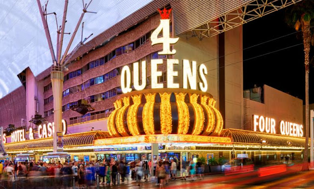 Four Queens Hotel and Casino has been in operation since 1966 and delivers high quality, traditional Las Vegas gaming and entertainment.
