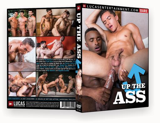 DVD – Up The Ass xxx – ISO