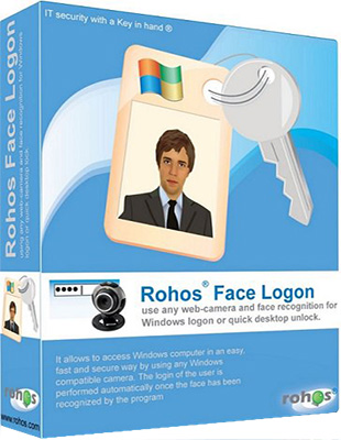 Rohos Face Logon 3.3 poster box cover