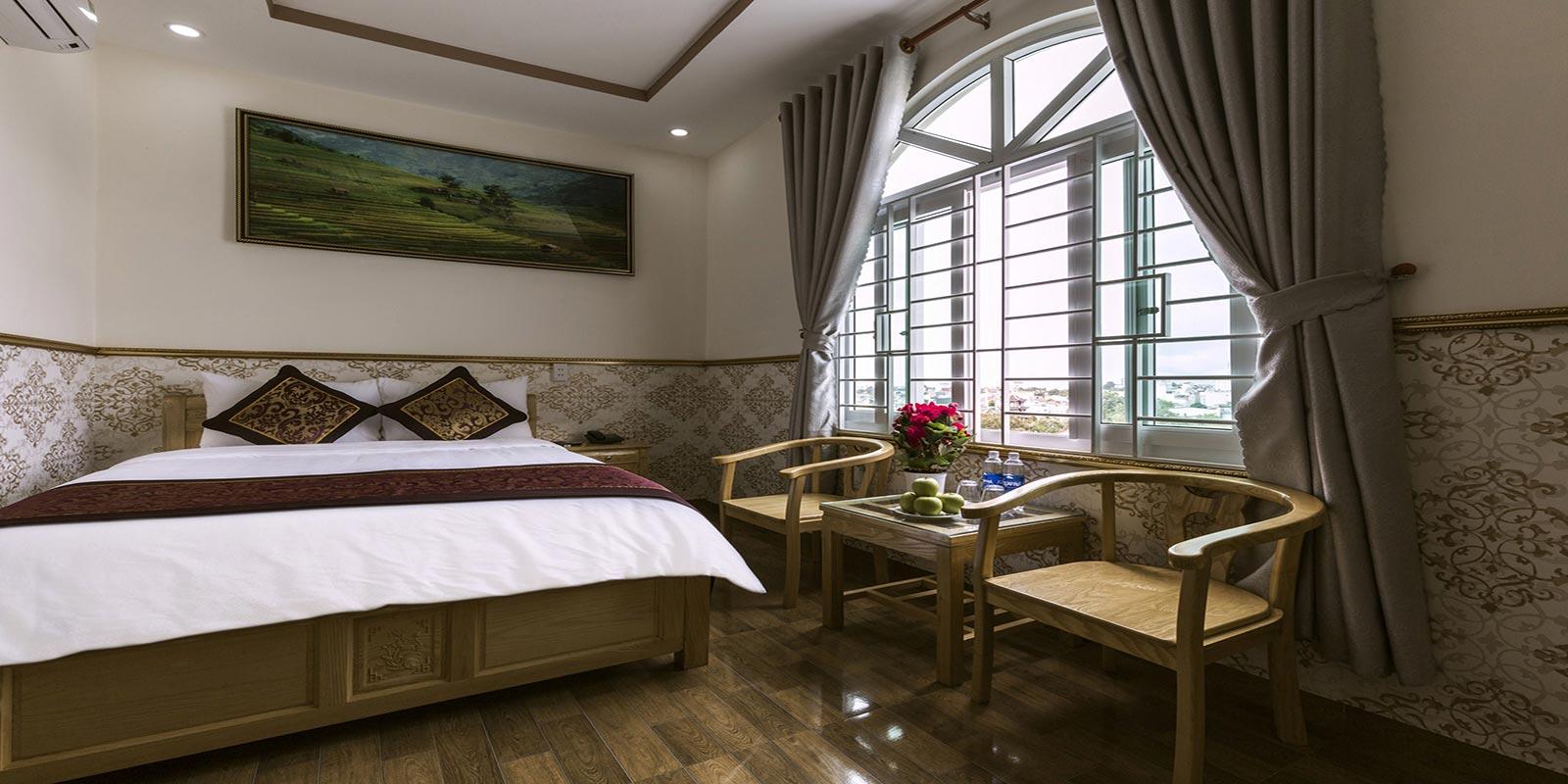 Khách sạn giá rẻ tại daklak